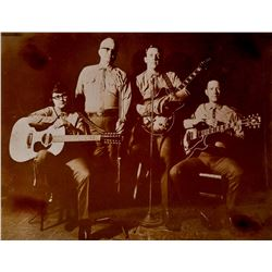 Kenneth Threadgill & Band Photograph