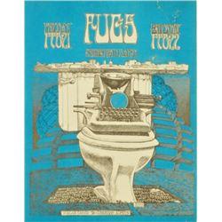 Fugs & Shiva's Headband Concert Handbill