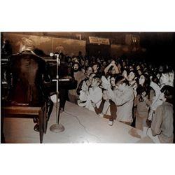 Armadillo World HQ Concert Photo Burton Wilson