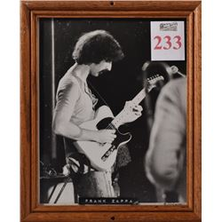 Frank Zappa AWHQ Burton Wilson Photo