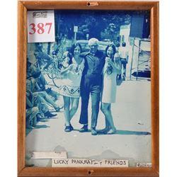 Lucky Pankratz & Friends AWHQ Burton Wilson Photo