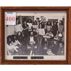 Armadillo World HQ Burton Wilson Staff Photo