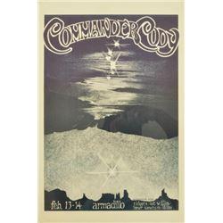 Commander Cody Armadillo World HQ Poster