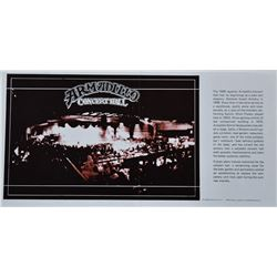 1974 Armadillo World Headquarters Promo Card