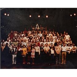 Large Armadillo World Headquarters Staff Photo