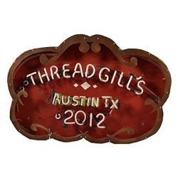Threadgill's 2012 Neon