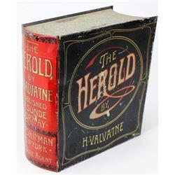 Interesting Herold brand sardine tin