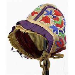 C. 1900-1910 Plains baby bonnet