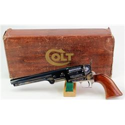 Colt 1851 .36 cal. Black powder Series revolver