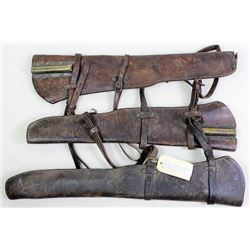 Collection of 3 U.S. military scabbards