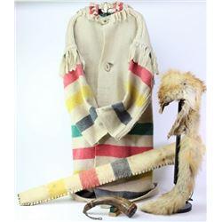 Pendleton wool capote