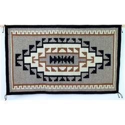 Nicely accomplished Navajo rug