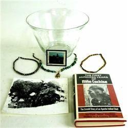 Nino Cochise born 1874 personal items