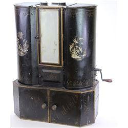 Antique Globe chuckwagon metal kitchen cabinet