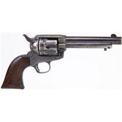 Fine U.S. Colt SA .45 cal SN 48XXX