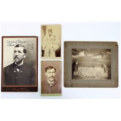 Collection of 4 original Dakota regional photos