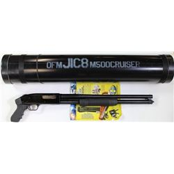 New unfired Mossberg 500 JIC 12 ga. SN V4411XX