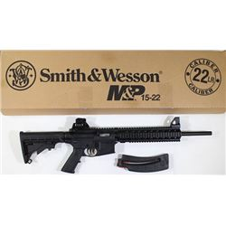 S&W Model MP15 22 cal. SN D2214XX