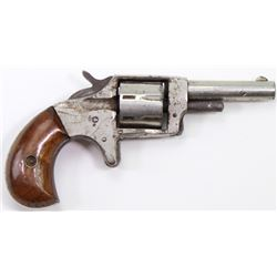 Antique spur trigger revolver marked Defender