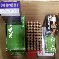 10 boxes of 44 rim mag.