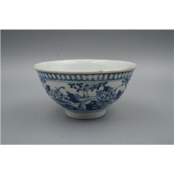 A Qing Dynasty Kang Xi Export Small Bowl.