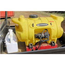 Gearmore Fertilizer Sprayer with Pump