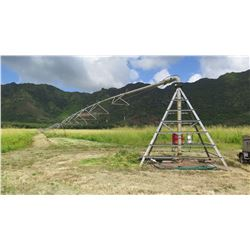 Zimmatic Irrigation Pivot (Working - See Video), purchase/delivery/installation was approx. $250K