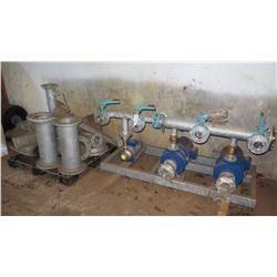 Brown Brothers Pump Station (3 Pumps w/Motors)