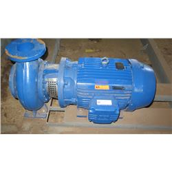 Brown Brothers GISN125X100-200 Electric Pump/Motor