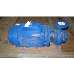 Brown Brothers GISN125X100-200 Electric Pump/Motor