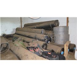 Approx. 12 Rolls of Unused Pond Liner