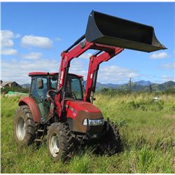 Case IH F95 Farmall Tractor, 4WD, 90+ HP, 890 Hours (runs, drives, see video)