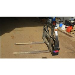 Gearmore Forklift Attachment - Fits Tractor & Other Equipment