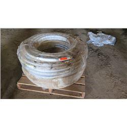 50-Meter Spool Non-Toxic PVC Barn Hose 25mmx32mm