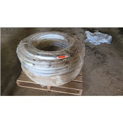 Qty 2 Spools 100-Meter Rubber Barn Hose 32mm