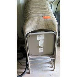 Qty 13 Folding Chairs