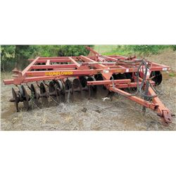 Sunflower 1321-14 Offset Disc Harrow