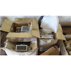 Contents of Pallet: Harvest Electronics Soil Monitoring System