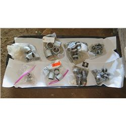 Misc. Metal Fittings, Couplers, Elbows, etc.