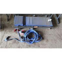 Jumper Cables, Automotive Repair Creaper