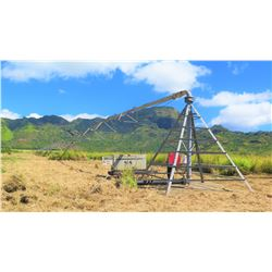 Zimmatic Irrigation Pivot (was never used, needs water lines & power cable)