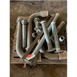 Contents of Pallet: Misc. Pipe Fittings