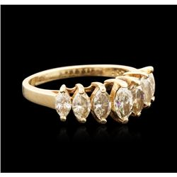 14KT Yellow Gold 2.04 ctw Diamond Ring