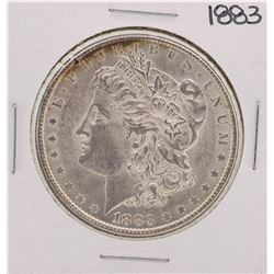 1883 $1 Morgan Silver Dollar Coin