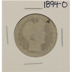1894-O Barber Half Dollar Coin