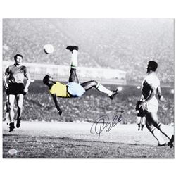 Scissor Kick (Pele - colored) by Pele