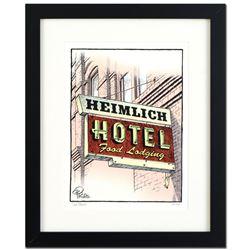 Heimlich Hotel by Bizarro