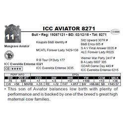 ICC AVIATOR 8271