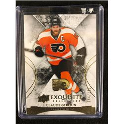 2015-16 Exquisite Collection #22 Claude Giroux