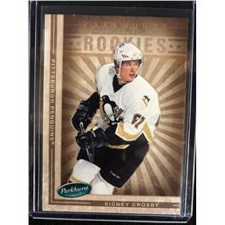 2005-06 Sidney Crosby Upper Deck Parkhurst Rookie Card #657